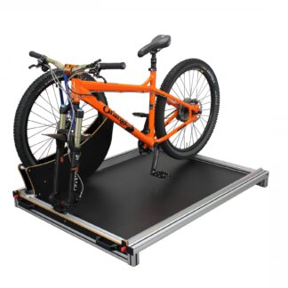 Sliding Bike Trays